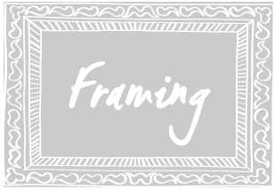 Framing-page-title